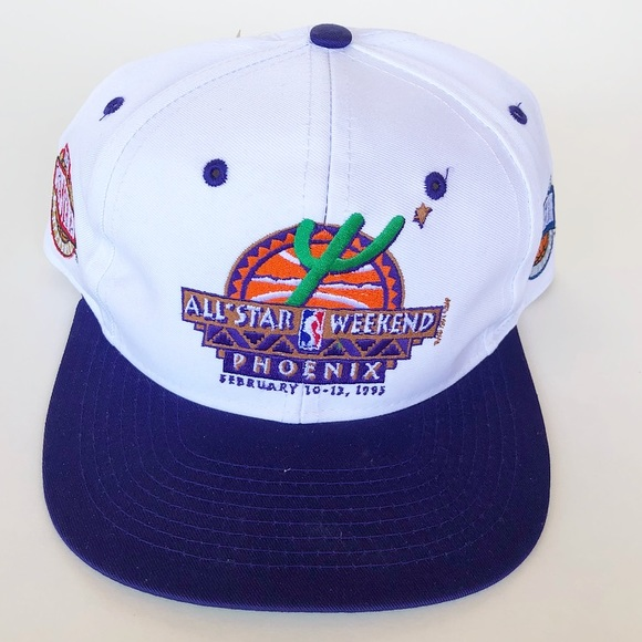 80c23bfab NWT Vintage All-Star Weekend Phoenix SnapBack